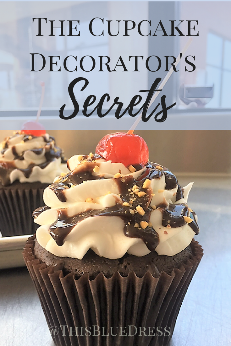 The Cupcake Decorator's Secrets