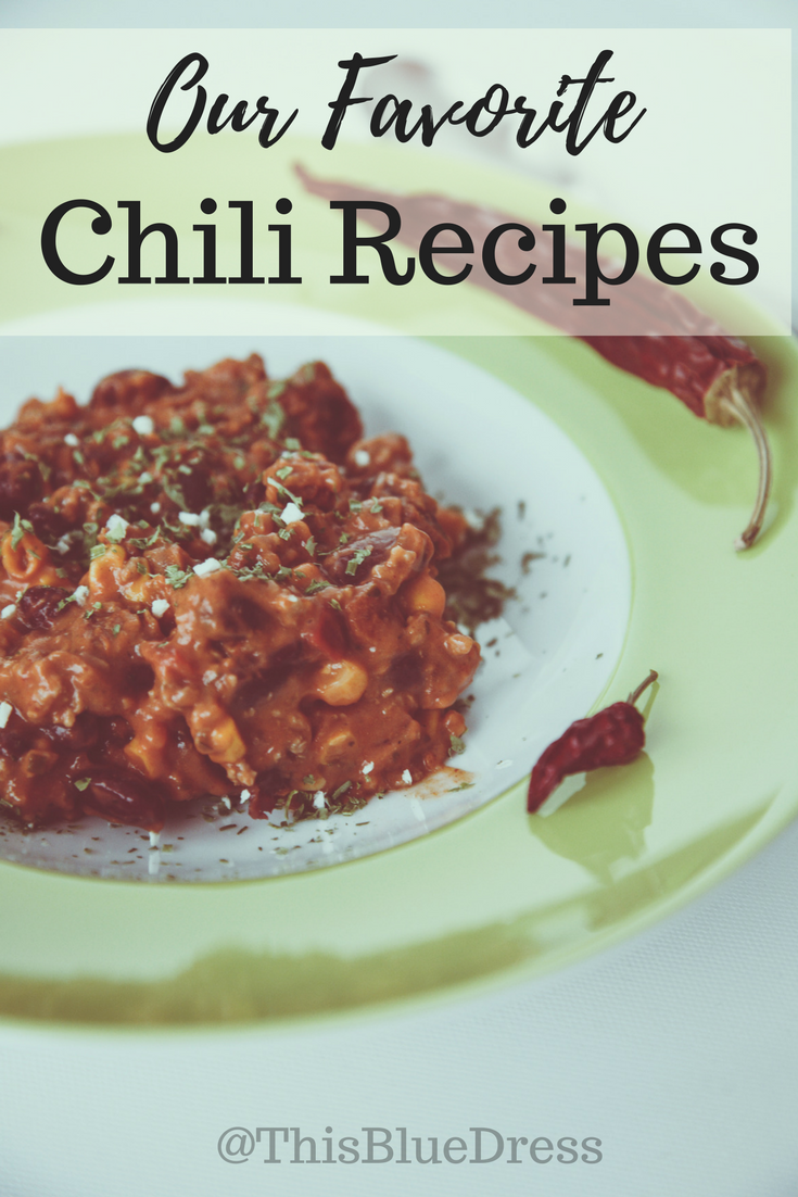 Our Favorite Chili Recipes
