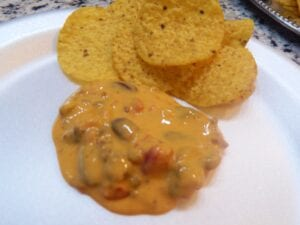 "I cannot get enough of Tara's ""Crack"" queso dip"