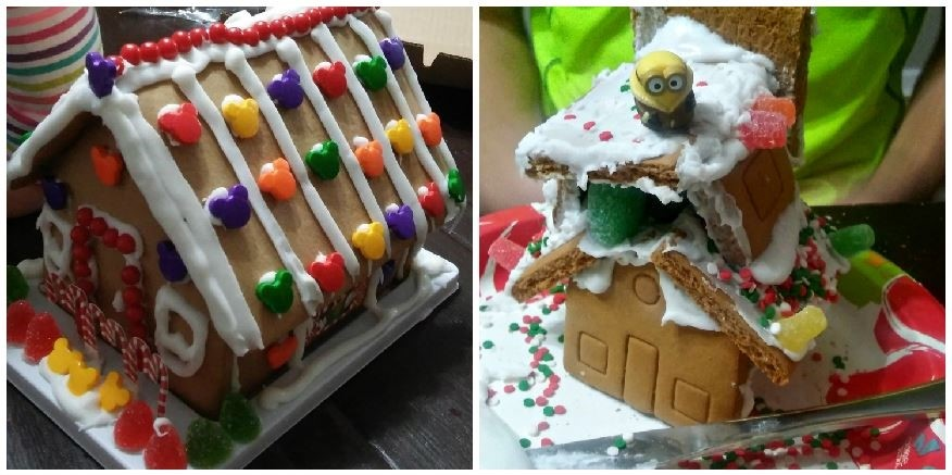 Mariah's Gingerbread House 2