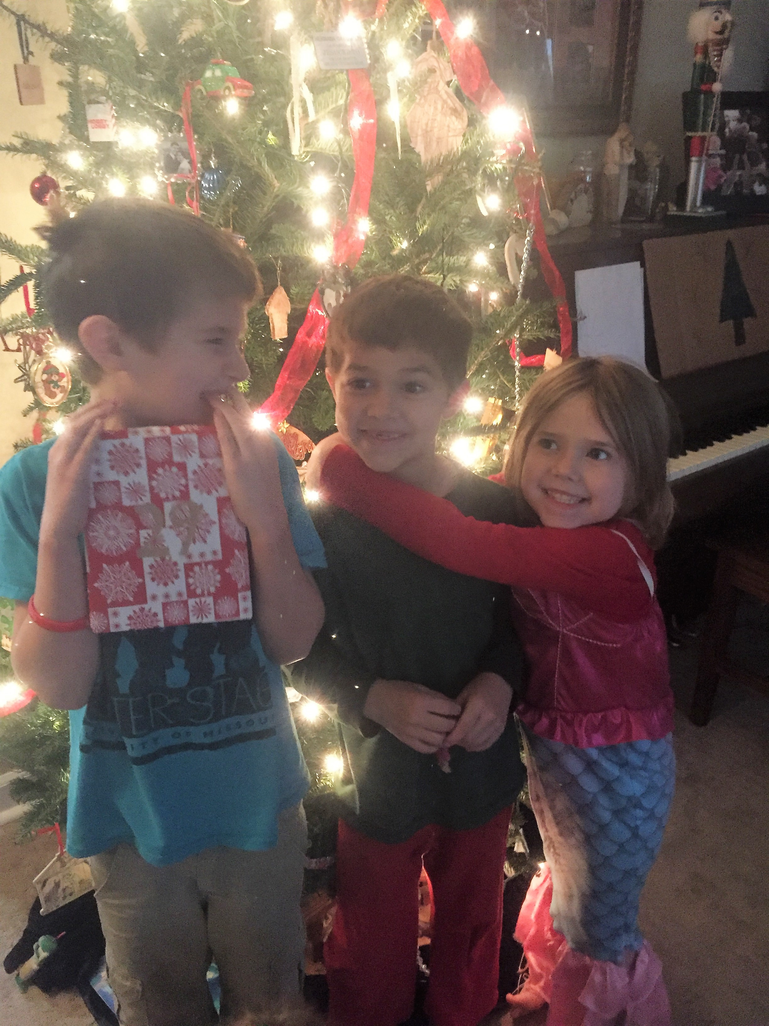 My children love our Christmas Stories Advent tradition