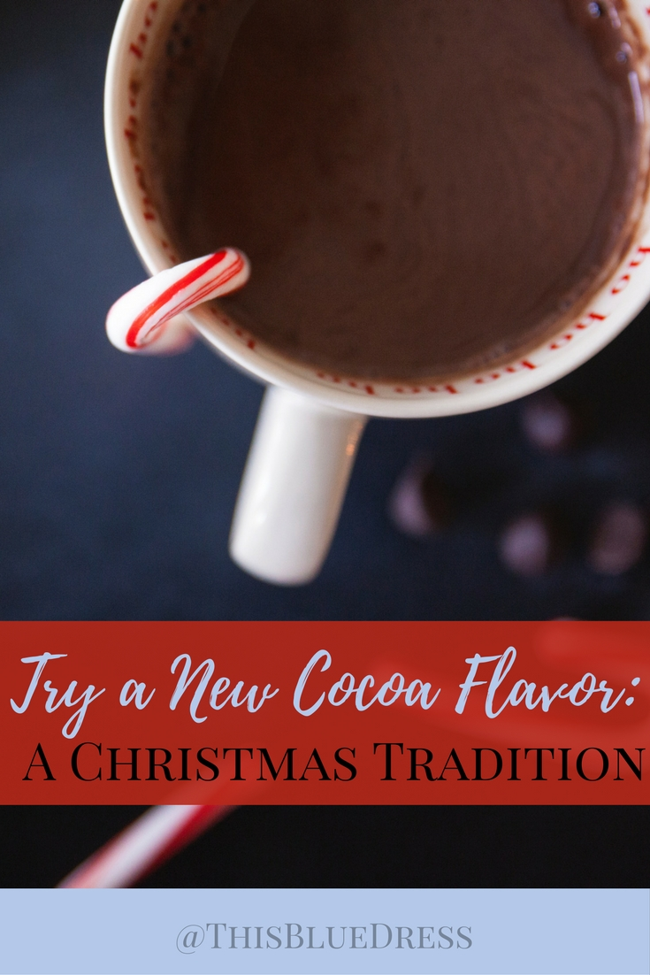 Try a New Cocoa Flavor_ A Christmas Tradition