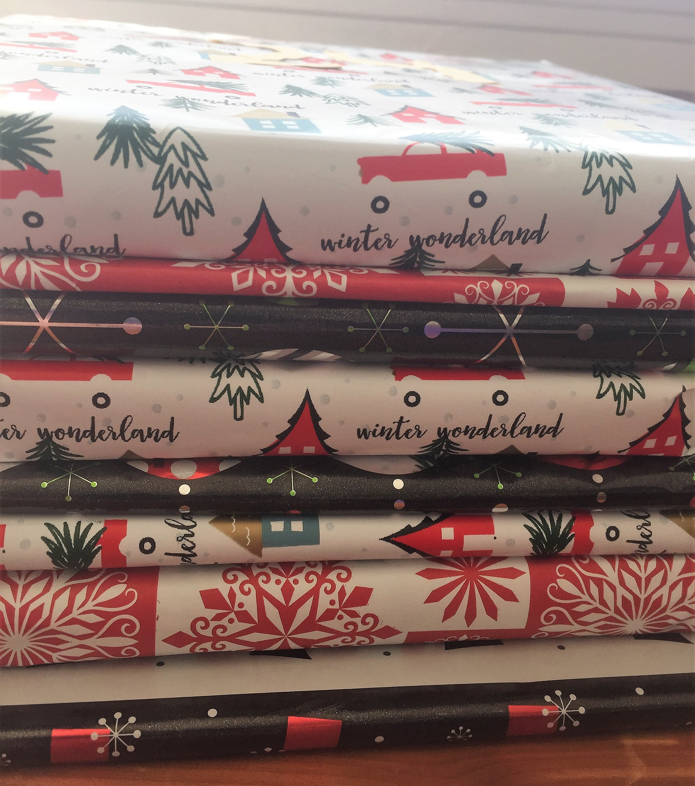 Wrap a Christmas Book a Day for December