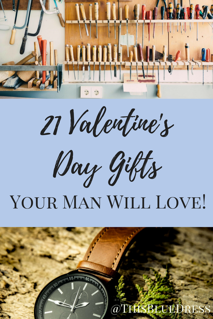 21 Valentine's Day Gifts for Him