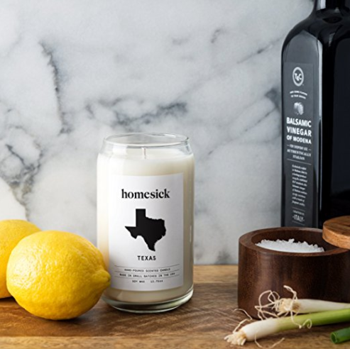 Valentine's Day Gift Homesick Candles