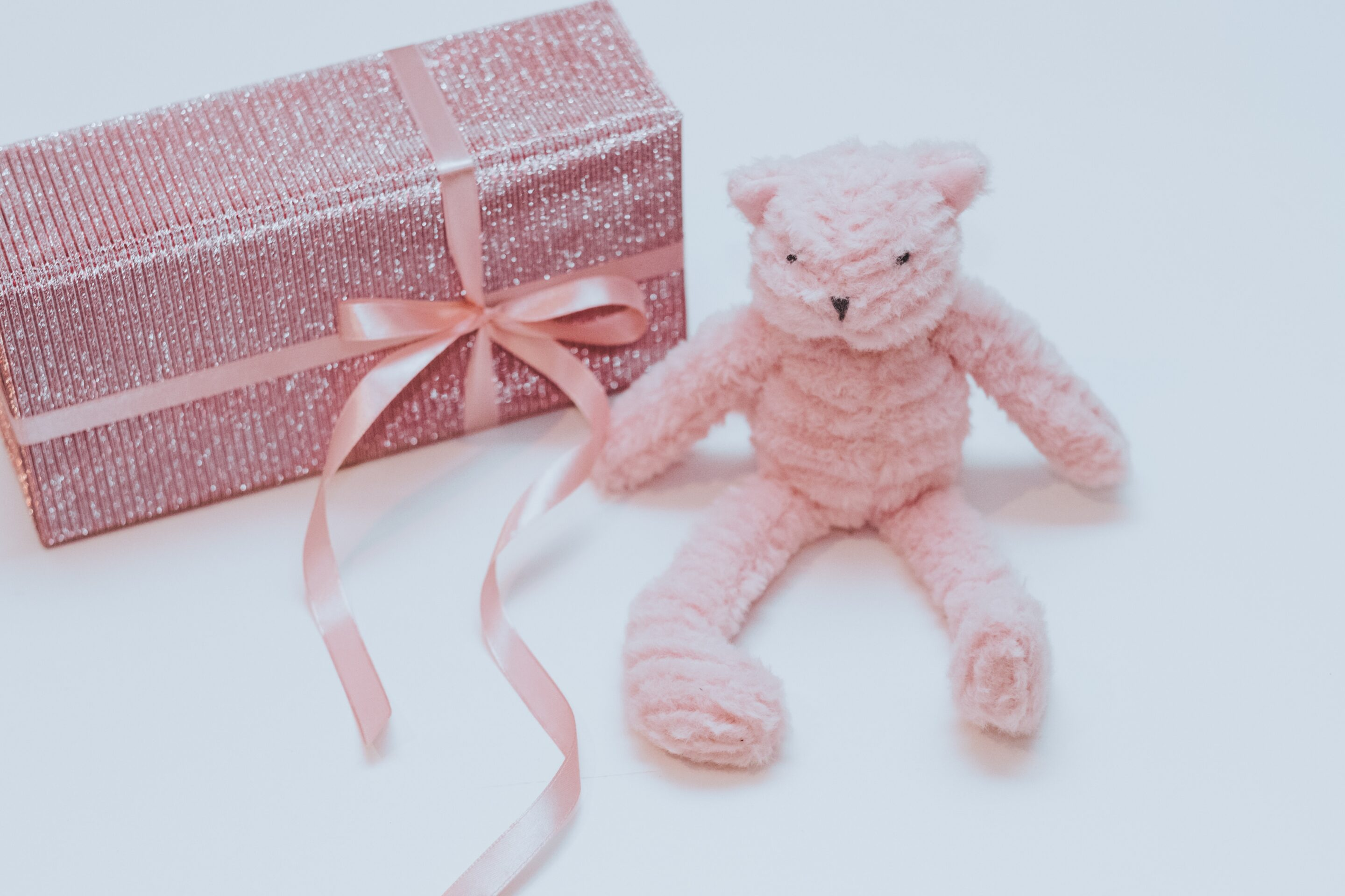 Pink and Red Valentine's Gifts for Kids
