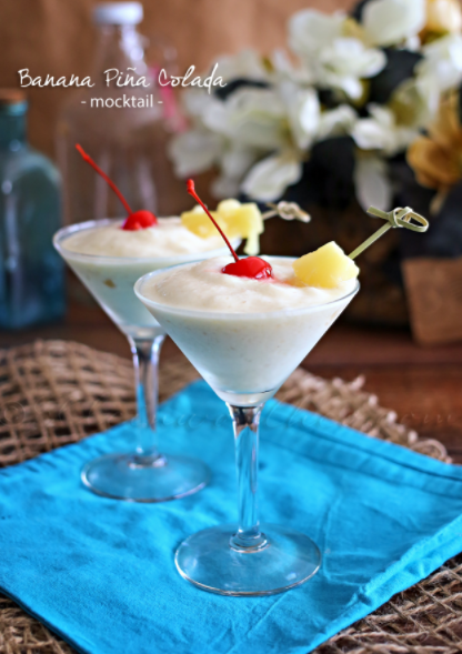 Banana Pina Colada from Kleinworth & Co