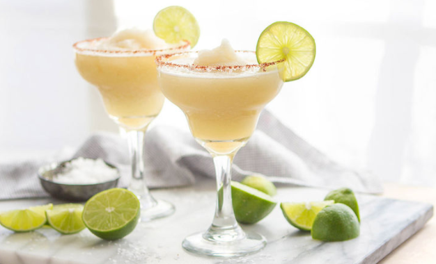 Margarita Mocktail at Tablespoon.com
