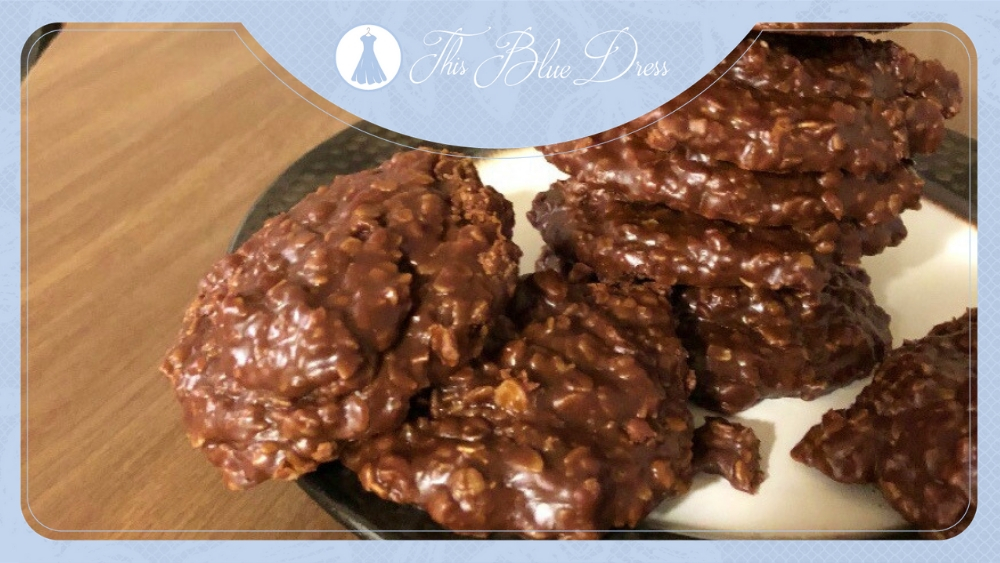 Mom's No Bake Cookies