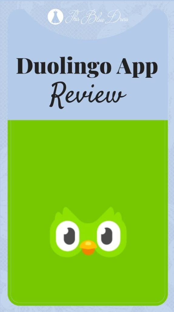 pin the duolingo app review
