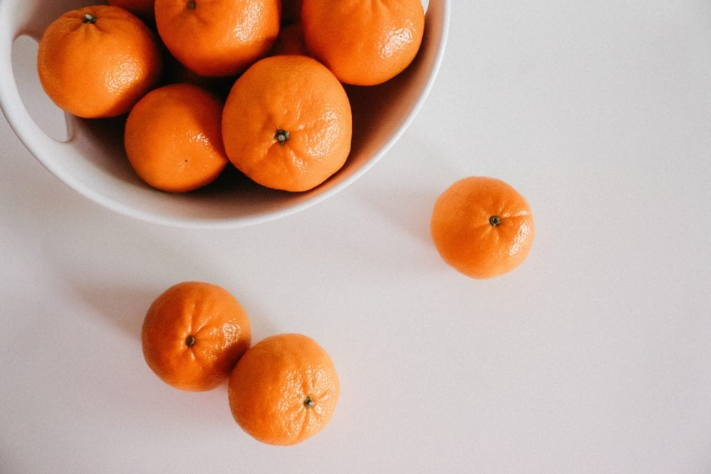 Choose great stocking stuffers to eat like oranges and candy!